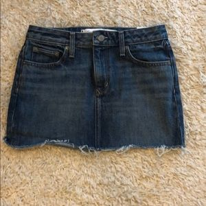 Lovers and Friends Jean Skirt
